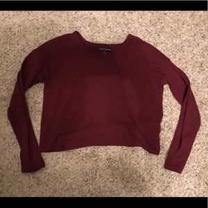 Tops - Brandy Melville long sleeve crop Top shirt